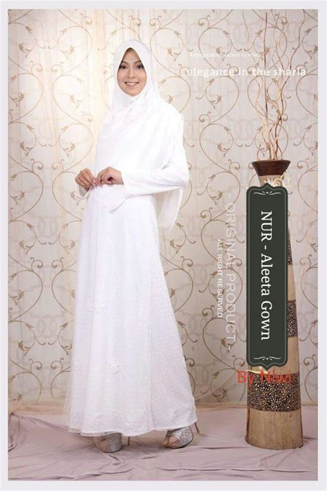 Kain Bahan Tille Seribu Mutiara adeeva afeena aleeta wedding gown sa ma ra boutique