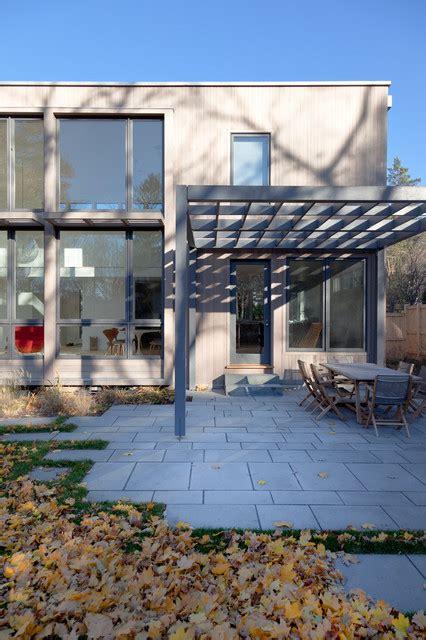 longwood garden contemporary patio boston by