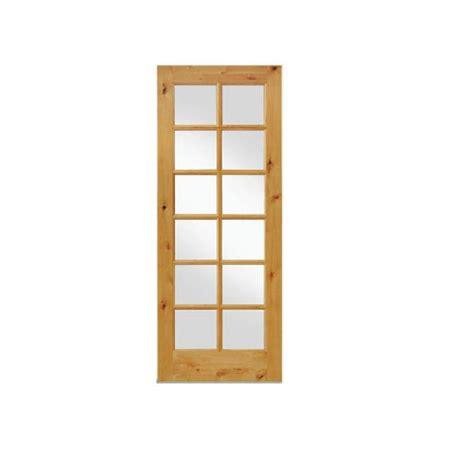 36 x 96 interior door krosswood doors 32 in x 96 in rustic knotty alder 12