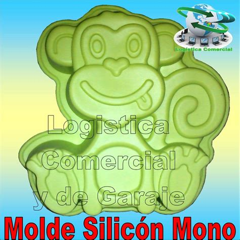 moldes y mas todo para gelatinas molde silic 243 n modelo mono torta quesillo gelatina y mas