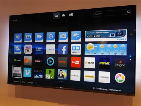 android 4k philips 9809 powered by android 4k tv review on why wait for android l expert reviews