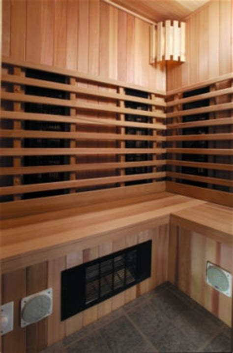 Heat Room Sauna by Luxury Bathroom Trends 2007 The Must Fixtures For Today S High End Bathroom