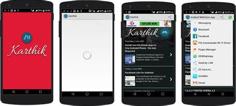 android web viewer professional android webview application with splash screen and button androidmkab
