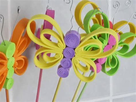 imagenes mariposas goma eva las 25 mejores ideas sobre mariposas de papel en