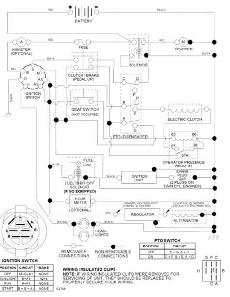 craftsman dyt 4000 wiring diagram 33 wiring diagram