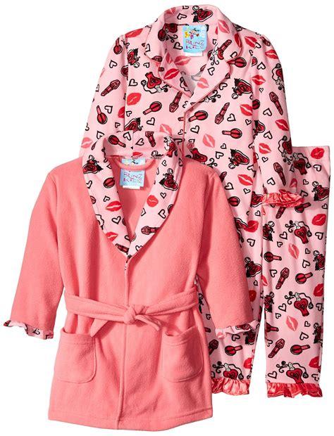 Pjhb85864 Pajamas Hug A Baby baby buns baby hugs kisses robe pajama set