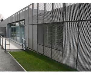 Cladding Options mesh wall panels pavilion perimeter stonebridge park