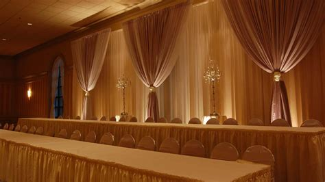 draping and lighting rentals pipe and drape rentals instant quote