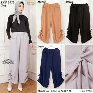 Termurah Celana Soft Wanita 4 grosir baju muslim termurah celana fashion wanita
