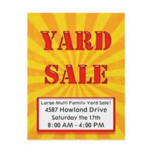 garage sale flyer template word yard sale flyer template memes