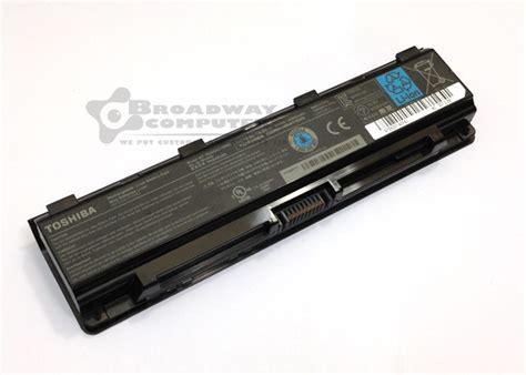 Baterai Toshiba 5024 Original original battery for toshiba satellite l850d l850 p840 p845 pa5024u 1bas ebay
