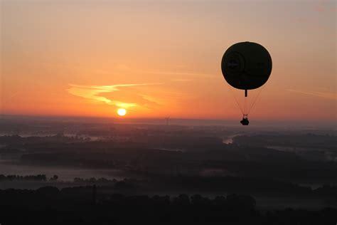 Gas Balon gasballon fahren ist urlaub f 252 r die seele