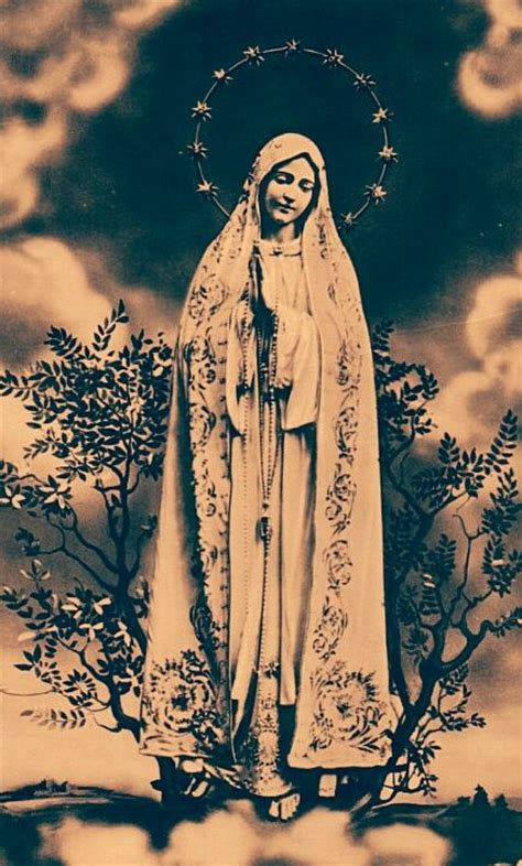 our lady of fatima shrine madonna amp icon pinterest