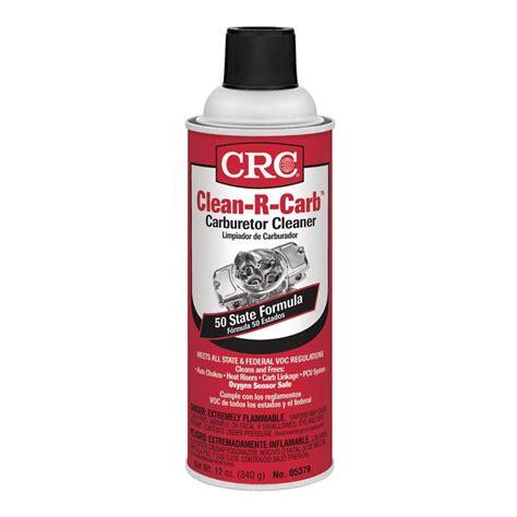 Carb Cleaner crc 05379 clean r carb carburator cleaner 12 oz ebay