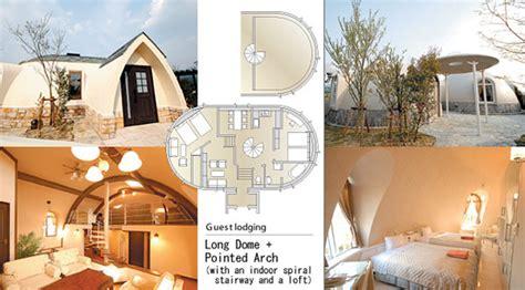japanese dome house japan dome house casas igl 250 hechas de poliespan