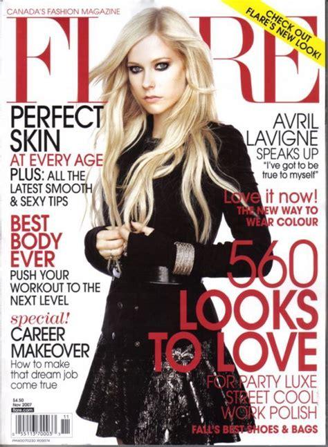 Avril Lavigne Does Day Magazine by New Avril Magazine Cover Avril Lavigne Photo 11193231