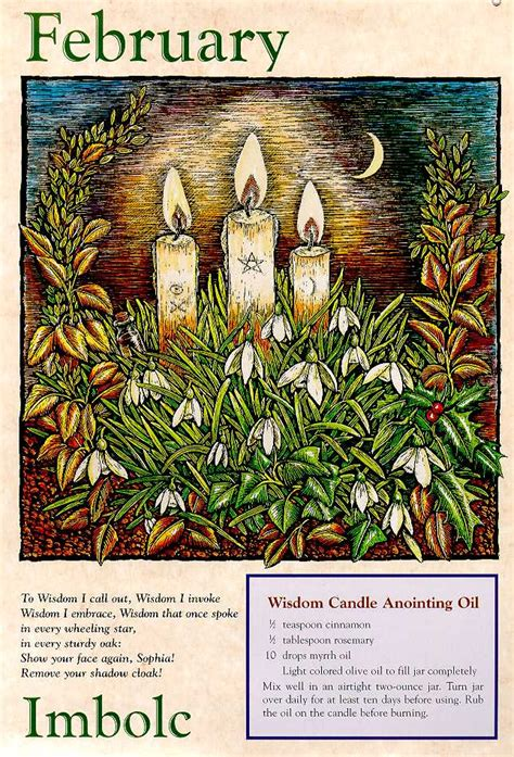 imbolc traditions rituals the other side of sixty imbolc