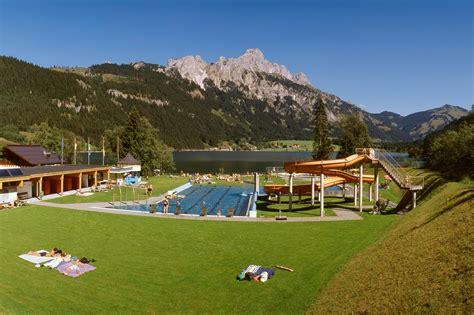 Hüttenurlaub In Tirol by Wasserwelt Haldensee Entdecken Baden Im Haldensee
