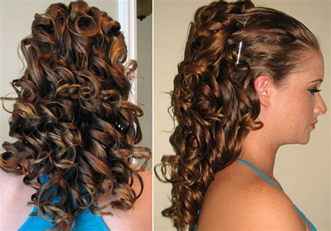 down hairstyles for long thick hair 30 sexy half up half down wedding hairstyles creativefan