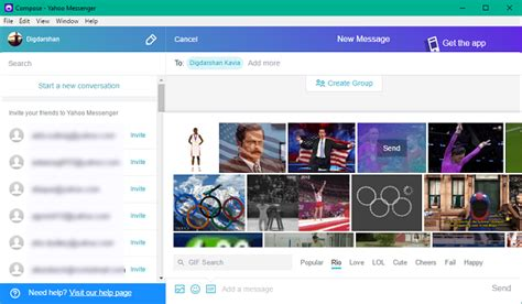 Yahoo Messenger Search Yahoo Releases A New Yahoo Messenger Desktop App