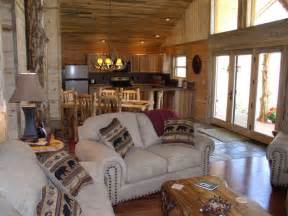 Luxury Log Home Interiors by Luxury Cabin Interior Images