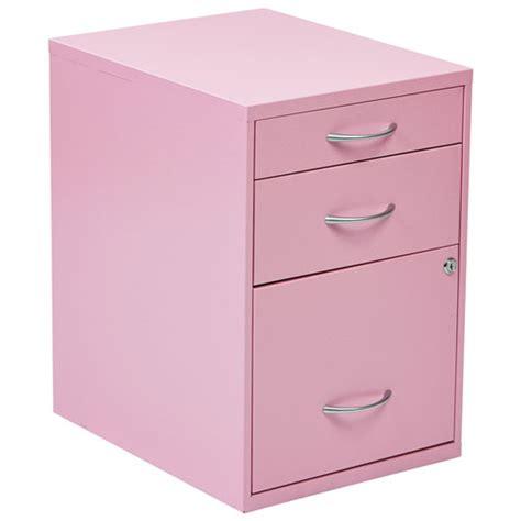 3 drawer organizer canada osp designs modern 3 drawer file cabinet pink filing