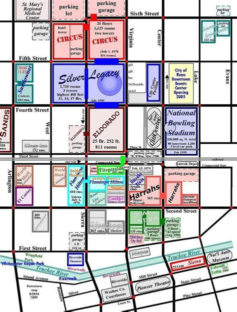 reno map reno nevada casinos map downtown reno map top home maps info page 1 places i d like to