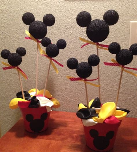 mickey mouse themed decorations mickey mouse baby shower decorations best baby decoration