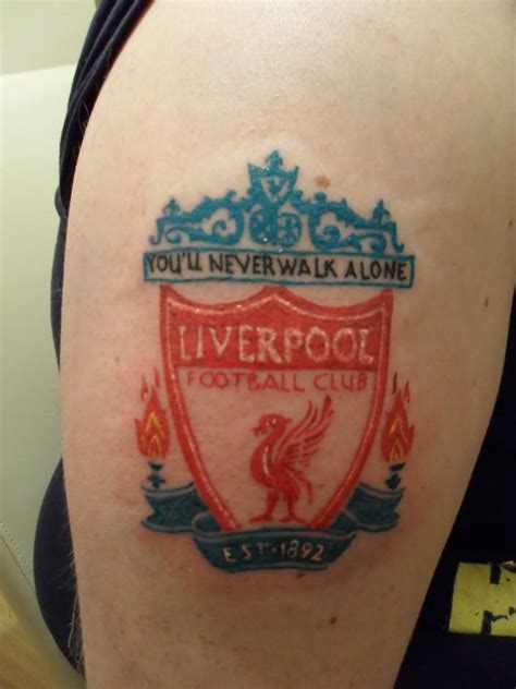 badge tattoo liverpool badge photo by stephenstuv photobucket