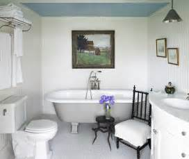 beadboard walls country bathroom jeffrey alan marks