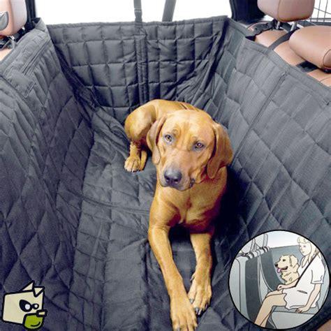 si鑒e auto pour chien plaid couverture de protection de siege de voiture