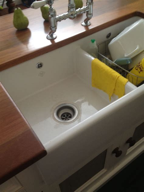 dream white enamel kitchen sink 9 photo kelsey bass