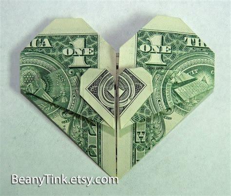 one dollar bill origami origami made out of a one dollar bill creativity