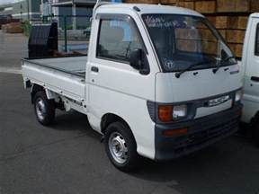Daihatsu Small Truck Japanese Mini Trucks Custom 4x4 Road Mini