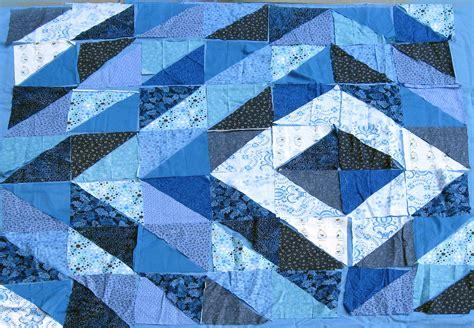 Blue Quilt Quilt Perry Moffitt