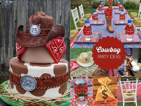 western birthday party ideas adults home party ideas enjoy a cheerful cowboy birthday party home party ideas