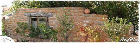 Ziegelsteinmauer Im Garten by Startseite Garten