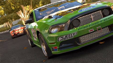 ps4 themes project cars project cars devs poor ai issue to be fixed ps4 server