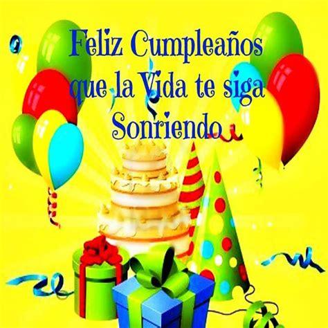 imagenes bonitas de cumpleaños feliz im 225 genes de cumplea 241 os 171 frases tarjetas de feliz cumplea 241 os