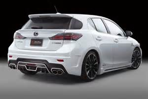 Lexus 440 Hybrid Wald International Lexus Ct 200h Tuning Package Car Tuning