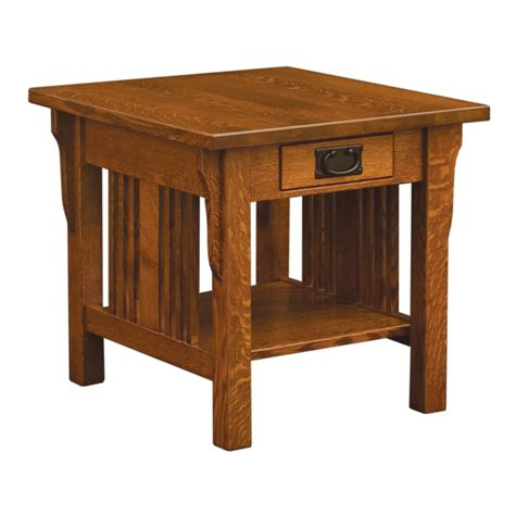 linon mission end table mission end table furniture table styles