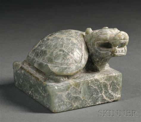 Soapstone Sealer Soapstone Seal Sale Number 2694m Lot Number 919