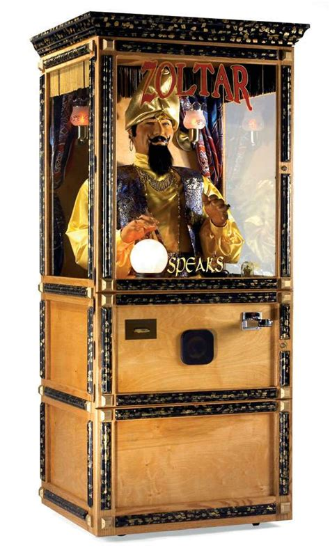 Buy Your Own Time Machine On Ebay by Finally You Can Buy Your Own Zoltar Machine For
