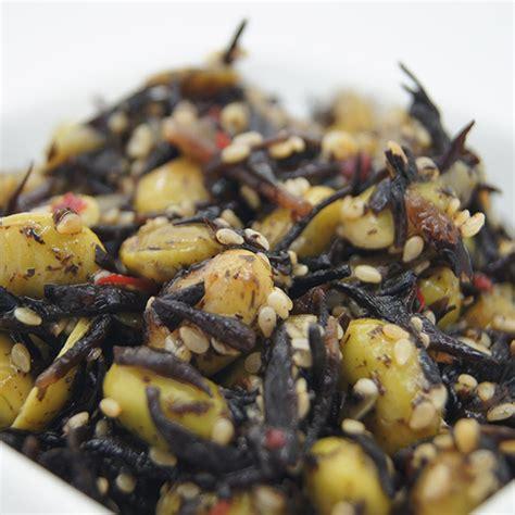 Soya Bean 1 soy bean seaweed salad home page