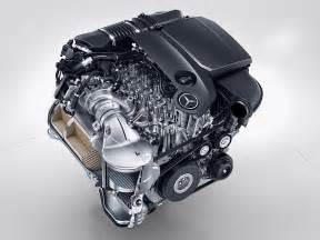 Mercedes Engine Mercedes Presents Its New More Efficient Four