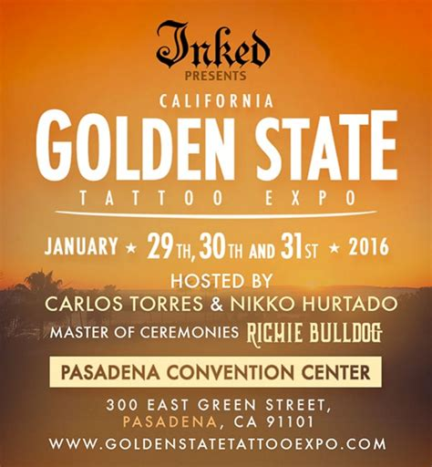 tattoo expo pasadena ca images from 2016 golden state tattoo expo mediazink