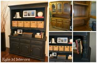 sloan painted hutch before and afters sloan chalk paint 174 furniture