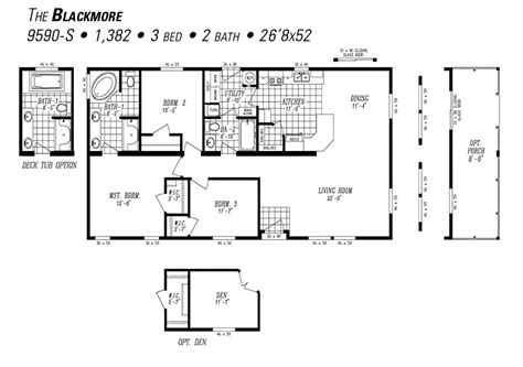 marlette floor plans the blackmore by marlette hermiston
