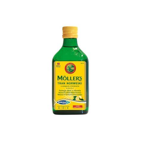 Mollers 250 Ml moller s cytrynowy norweski 250 ml apteka