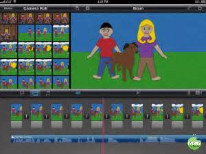 tutorial imovie stop motion technology tailgate felt board app and imovie for